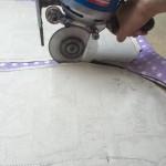 Using hand cutter